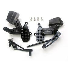 Adjustable Billet Rearsets Ducati SS 620 750 800 900 1000 1999-2006 99-06 FR53