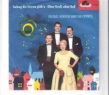 FRIEDEL HENSCH & DIE CYPRYS - Solang die Sterne glüh´n