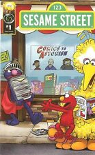 SESAME STREET #1 COMICS TO ASTONISH STORE EXCLUSIVE VARIANT COVER