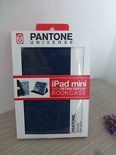 BNWT Pantone Dark Denim  iPad Mini with Retina Display Book Case Cover