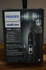 Philips Sonicare Protective Clean 6500 Rechargeable Electric Toothbrush - Black