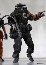 Ashley Wood ThreeA 3A Toys Adventure Kartel Charfoot 1/6 Action Figure Char Foot