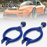 Adjustable Rear Upper Camber Suspension For 89-00 Nissan 240SX S13 R32 Skyline