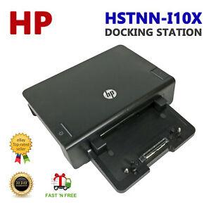 HP Advanced Docking Station Port Replicator for EliteBook 8740w 8760w Laptop