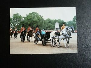 Postcard of The Queen at Trooping the Colour 1988, Rachel Arthur Gallery #14