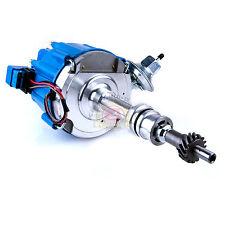Ford 351C 351M 400 429 460 HEI Distributor 65,000 KV Coil 7500 RPM Module Blue
