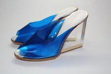 Maison Martin Margiela Lucite Wedge Slide Sandals Size 37