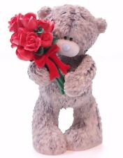 Me To You Tatty Teddy Bear Collectors Figurine - Roses are Red # 40388 rare