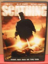 Scathing Dvd John Kyle Allie Sparks Michael Frascino Rare Horror