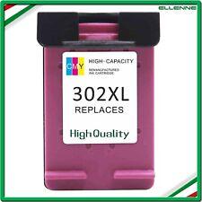 ✅ CARTUCCIA COMPATIBILE HP 302 XL COLORE STAMPANTE DESKJET 3830 3832 4650 1110 ✅