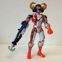 RED RANGER TORQUE FORCE OPERATION OVERDRIVE  Power Rangers BANDAI ACTION FIGURE