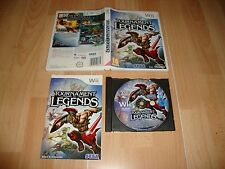 TOURNAMENT OF LEGENDS RVL-SGAP-ESP DE SEGA PARA LA NINTENDO Wii USADO COMPLETO
