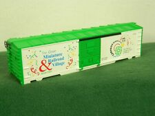 LIONEL 9700 CARNEGIE SCIENCE 2002 CLASSIC 6464 BOX CAR BODY, & DOORS ONLY