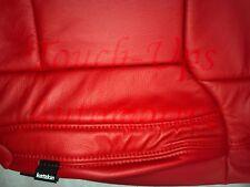 2014-2018 Toyota Tundra CrewMax KATZKIN Salsa Red Leather Seats NEW SR5 Jump
