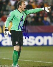 Team USA Brad Guzan Autographed Signed 8x10 Photo COA G