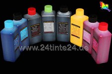 8 PFI301 PFI701 PFI Ink Tinte PIGMENT für Canon ImagePROGRAF iPF8000S iPF9000S S