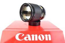 Canon FD 135mm f/3.5 FD Lens #J58464
