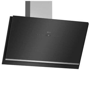 Neff D96IKW1S0B 90cm Angled Chimney Hood – BLACK 02