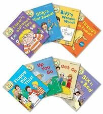 Oxford Reading Tree Read with Biff, Chip, and Kipper: Level 1: Pack of 8 [May 12
