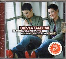 SILVIA SALEMI - IL MUTEVOLE ABITANTE DEL MIO SOLITO INVOLUCRO - CD (NUOVO SIG.)