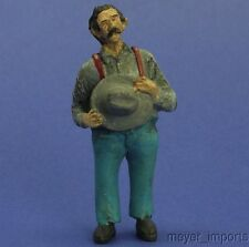 Railfolks! -  Begging Harry - G Scale - Best Seller! ~Highly Detailed~