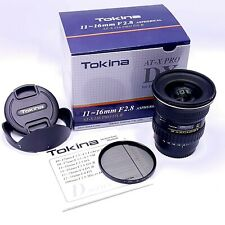 Tokina ATX Pro 11-16mm F/2.8 DX II SuperWide Lens for Sony A Mount ATXAF116DXIIS