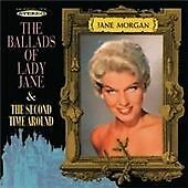 Jane Morgan - Ballads of Lady Jane/The Second Time Around (CD 2011) NEW SEALED