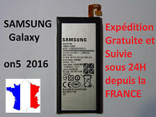 Batterie Samsung Galaxy On5 - 2400 mAh EB-BG570ABE / EB-BG57CABE / EB-BG57CABG