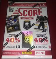 2013-14  Panini Score 11 Packs 12 cards per Gold Parralels And Possible Autos !