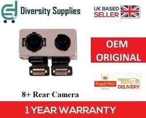 For Apple iPhone 8 Plus Back Rear Camera Replacement Genuine Original OEM Part