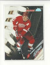 1996-97 Leaf Leather And Laces #16 Sergei Fedorov Red Wings /5000