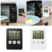 1.8 inch LCD Digital Kitchen Cooking Timer Count Down Up New Magnetic Clock W8S4