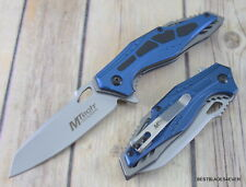 MTECH TACTICAL SPRING ASSISTED KNIFE WITH POCKET CLIP - 7.75 INCH