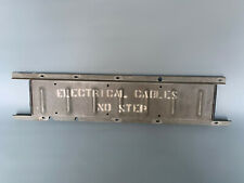 Tornado Aircraft Fuselage Panel Cover Electrical Cables No Step * P911539-405 *