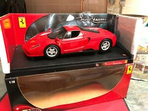 Hotwheels 1:18 scale Ferrari die cast model car