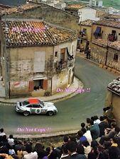 Leo Kinnunen & Claude Haldi Porsche 911 Carrera RSR Targa Florio 1973 Photograph