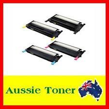 4x Toner for Samsung CLT407 CLP320N CLP325 CLP325W CLX3180 CLX3185 Printer