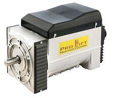 Generator für Stromaggregat 6kVA 230V 3000U/min Erzeuger EK06KVAJ , 02577, 12345