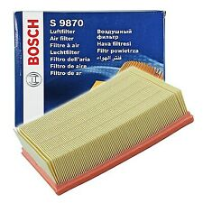 Bosch Air Filter Insert Panel Type Air Cleaner Seat Exeo ST 3R5 2009-2014 Estate