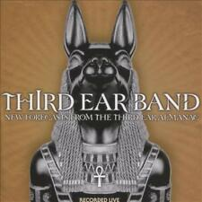 THIRD EAR BAND - NEW FORECASTS FROM THE THIRD EAR ALMANAC NEW CD