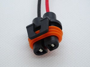 1x Lamp Fitting Lamp Socket Repair Plug For H8 H9 H11 Socket PGJ19