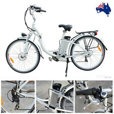 E-Bike Electric Bike Bicycle Mountain City eBike Pedal Assist 250W 36V XMAS GIFT