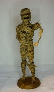 Universal Monster The Mummy Handmade Maquette Statue Action Figure