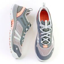 Womens Decathlon Quechua Arpenaz 500L Fresh Hiking Walking Shoes Trainers 8 42