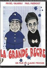 DVD ZONE 2--LA GRANDE RECRE--GALABRU/PREBOIST/PIERSON--NEUF