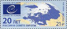 [RF150] Russland 2016 MiNr. 2295 20 Jahre Russland im Europarat