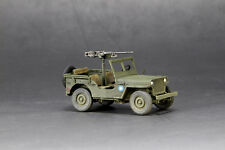 S-Model 1/72 CP0052 WWII Republic of China ROC Willys MB Jeep (Taiwan Limited)