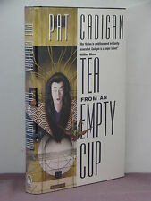 1st HB, signed, Artificial Reality 1: Tea from an Empty Cup by Pat Cadigan (1998