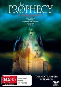 Prophecy Uprising IV 4 (DVD, 2005) Kari Wuhrer Movie