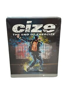 Cize The End of Exercize hip hop Dance Workout Exercise DVD 2015 New sealed